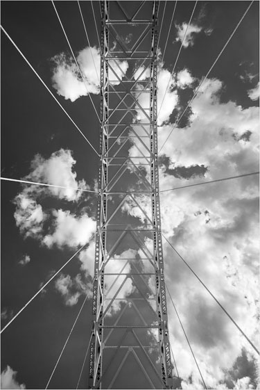 Looking-Up-To-The-West-End-Bridge-BW.jpg