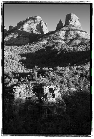 RedRocks-In-The-Evening-Sun-(B-W).jpg